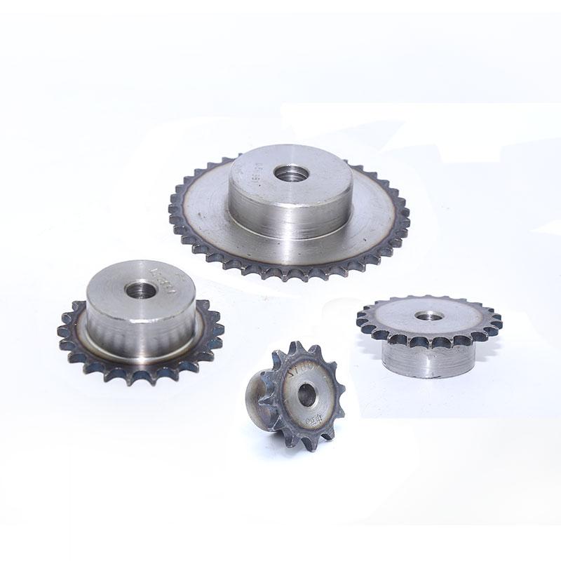 06B Standard Single Roller Chain Sprocket Wheel With 10-25 Teeth Gear