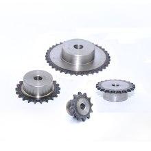 06B Standard Steel Single Roller Chain Sprocket Wheel With 26-40 Teeth Gear