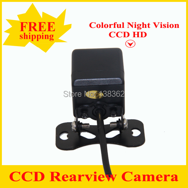 Free Shipping 4.3 inch car mirror car rear mirror and Car parking backup rear view camera  for All cars Lahore