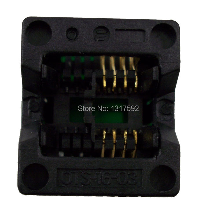 Free Shipping 50PCS lot 150mil SOP8 to DIP8 IC socket Programmer adapter Socket High Quality OTS