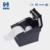 Pos 80mm impresora térmica de recibos wifi inalámbrico con soporte cuchilla máquina de impresión de códigos qr de soporte de impresión rápida y error alarma