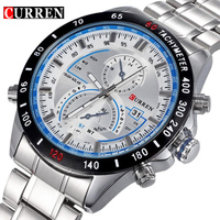 2014 Curren Dashboard 3ATM Waterproof Quartz Men S Watches Fashion Military Army Vogue Mens Wristwatch Brand