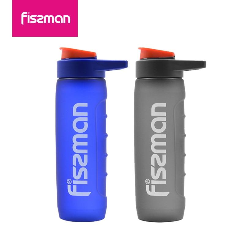 FISSMAN Water Bottle Sport Bottle 660 ML Travel Outdoor Camp Hiking Climbing Cycling Bottle Leak Proof Drinkware 6865