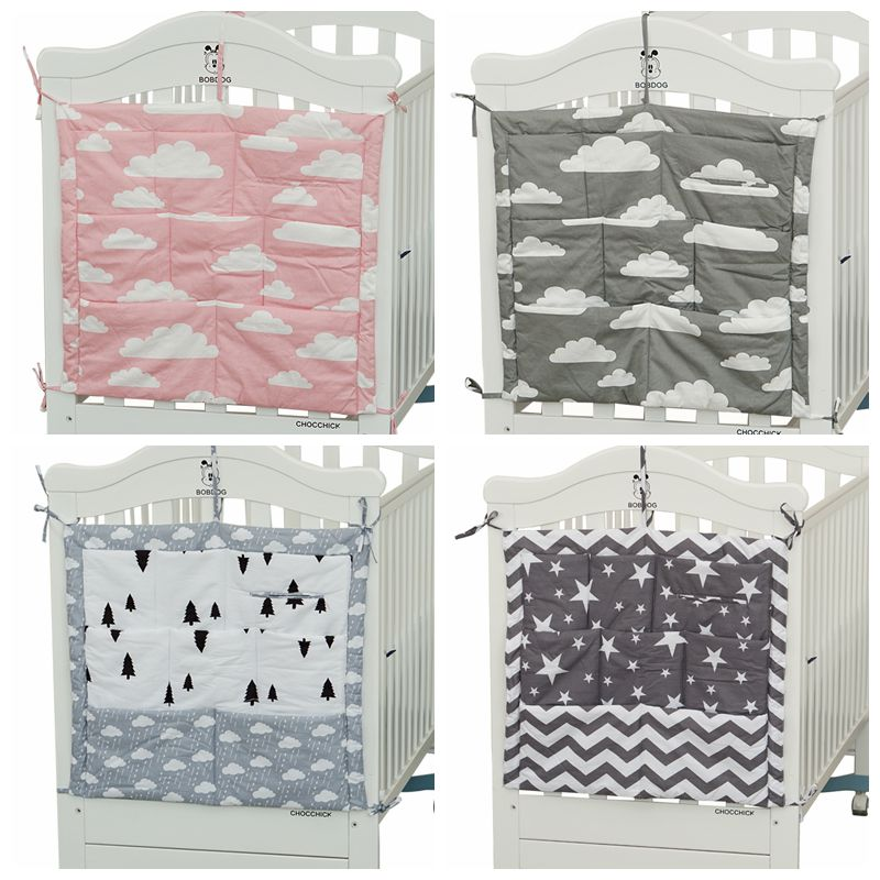 Big Baby Diaper Nappy Organizer Changing Storage Bags Inner Separate Containers Multifunctional Bag 55 60cm