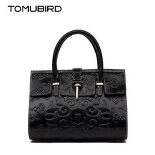 Tomubird2016 new high-quality fashion luxury brand handbag genuine leather shoulder bag counter genuine, well-known women