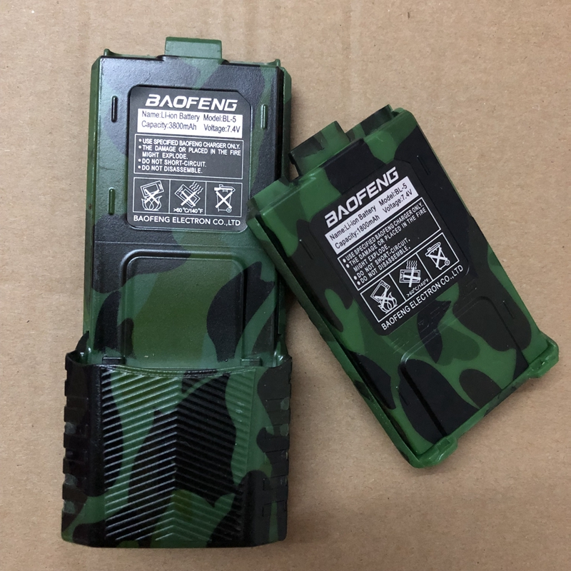Image 4 - Battery BF UV 5R walkie talkie 3800mAh 1800mAh Baofeng Battery Charger Cable USB Cable for BF F8 uv 5r uv5r uv 5re uv 5ra Baofen-in Walkie Talkie from Cellphones & Telecommunications