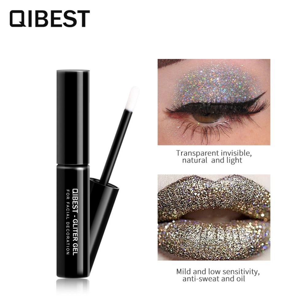 Beauty & Health Makeup Wholesale Waterproof Glitter Body Face Eye Lip Nails Laser Powder Glue Shimmer Makeup
