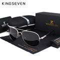 Hot! With 6 Accessories Kingseven Brand Designer Aviator Polarized Sunglasses Men Driving Sport Sun Glasses Women Oculos