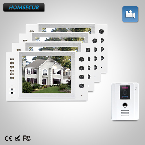HOMSECUR 8 Hands-free Video&Audio Smart Doorbell+White Monitor for House/Flat : TC011-W Camera(White)+TM801R-W Monitor(White) legislating together – the white house page 8