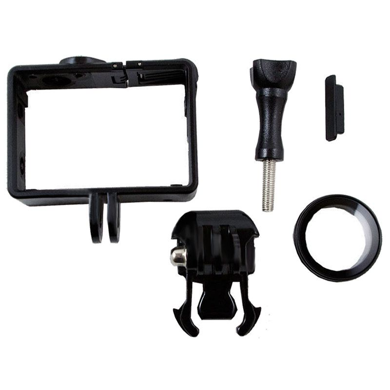 The Frame Mount Standard Protective Housing For GoPro Hero 3 4 3 UV Protector