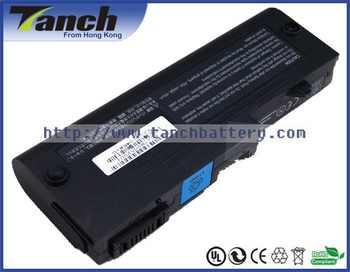 Batterie ordinateur portable pour TOSHIBA NB100 PA3689U-1BRS PA3689U-1BAS PABAS155 NB105 Mini PABAS156 PLL10E-00X00TEN 7.2 V 3 cellules