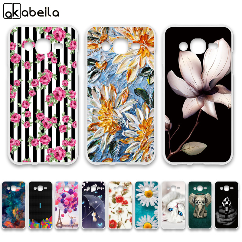 AKABEILA Cases For SAMSUNG Galaxy <font><b>J7</b></font> Neo Cases Silicone Fundas For Samsung <font><b>J7</b></font> Nxt <font><b>J7</b></font> Neo J701F/DS J701M Cover Coque Skin Shell image