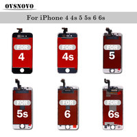 AAA Quality Touch Screen Replacement Assembly For Iphone 4 4s 5 5s 6 6s LCD Display