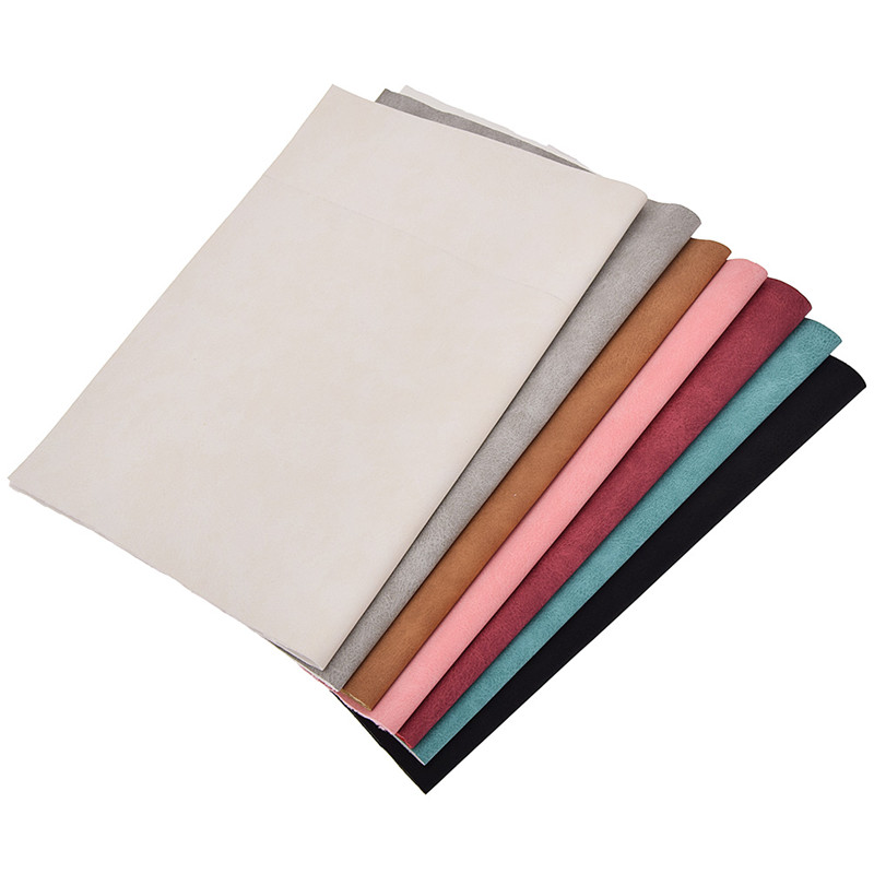 Supply A4 Sheet 8x11.8 Soft Smooth Pu Artificial Leather Synthetic Faux Pu Leather Fabric For Bows Earring Diy 1pieces F0417 Apparel Sewing & Fabric Synthetic Leather