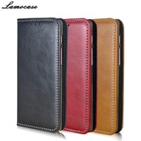 Brand Lamocase Hot Selling Wileyfox Swift Case Wallet Style PU Leather Case For Wileyfox Swift 5
