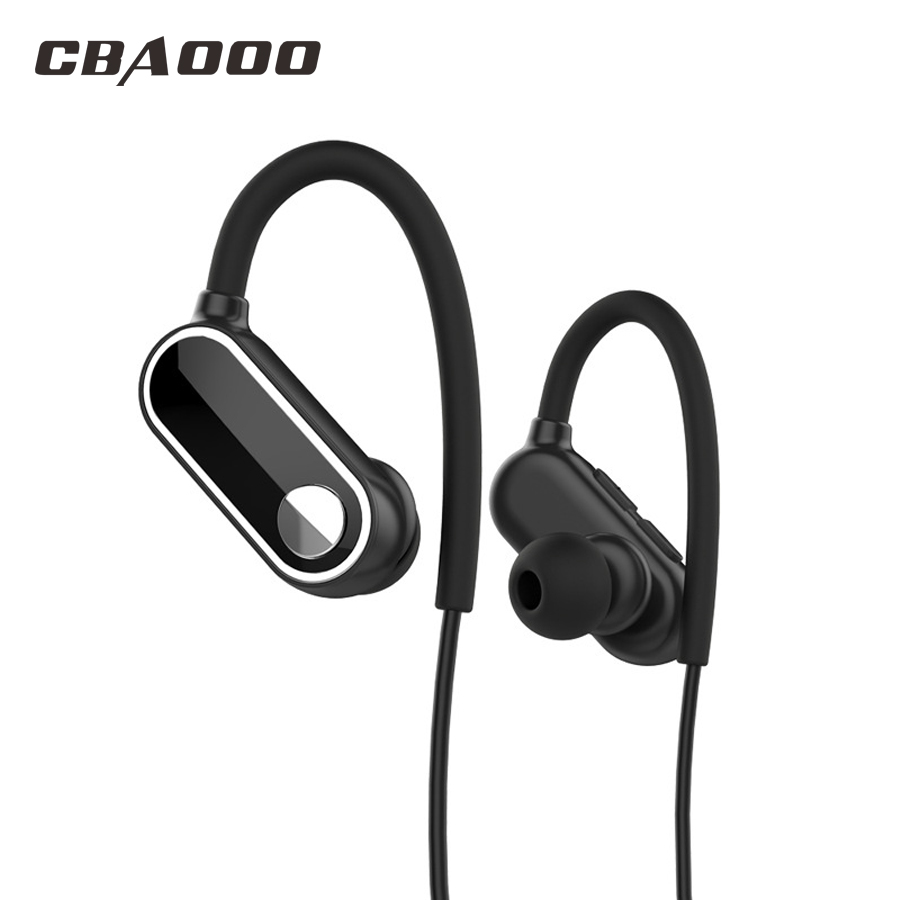 Bluetooth Earphone Wireless Headphone Sport Earphone Waterproof noise reduction Stereo Headset with Microphone for xiaomi iphone plufy bluetooth earphone headphone wireless speaker sport headphone bass stereo headset noise cancelling for iphone xiaomi l29