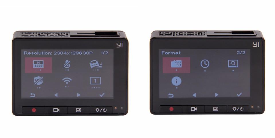 XIAOMI YI Smart Car DVR Dash Camera (12)