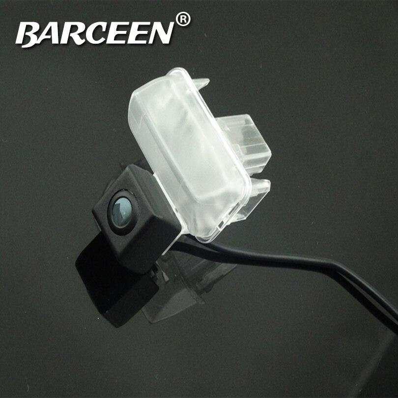imágenes para Adecuado para Toyota corolla 2014 hd sensor de imagen ccd cámara retrovisor coche de alambre material de la lente de cristal y IP 69 K a prueba de agua