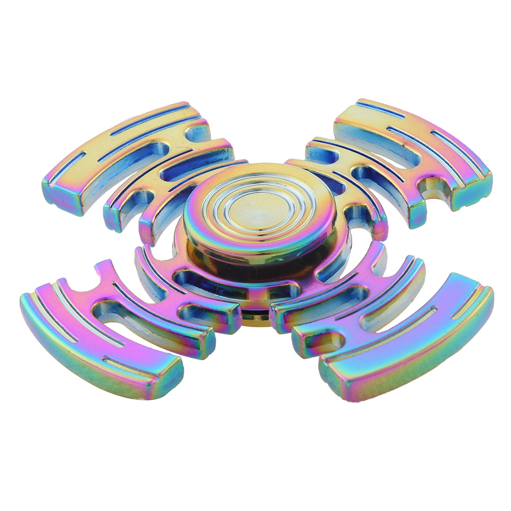 discountHEH Colorful Fidget Spinner Hand Spinner Bearing