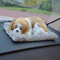 Creative Air Freshener Cute Car Air Freshener Simulation Dog Cat Solid Charcoal Bag For Car Household