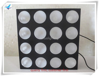 20pcs Lot Disco Light LED Matrix Blinder Pixel Panel 30w COB RGB Led Dj Effect Background