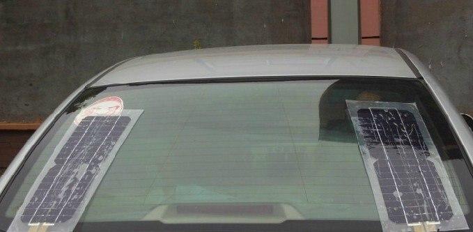 10 Вт/18 В наполовину гибкий монокристаллические солнечные панели очень тонкий, легкий для наружного DIY, автомобиль, лодка, 12 В аккумулятор и зарядное устройство