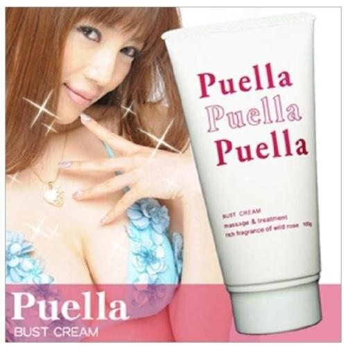 Puella Cream Breast Enlargement Bust Massage Lotions / Bust Cream 100g bust size breast enhancement cream increase big bust cream augmentation firming big bust bigger chest massage breast enlargement
