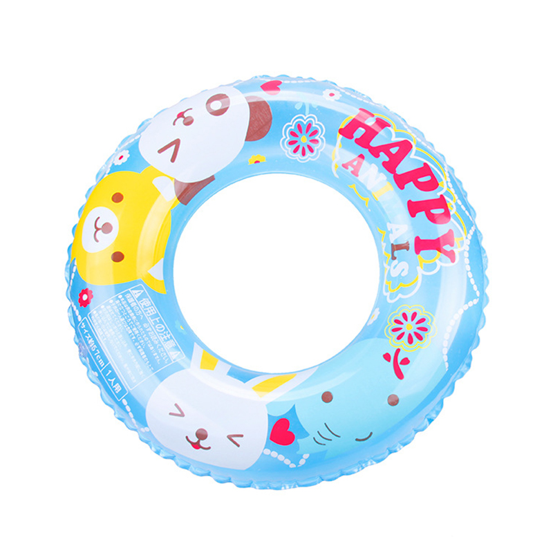 Новые надувные круг плавательный круг для детей Дети младенческой подмышек плавание ming кольцо плавающей помощи милые вышивка крестом картины бассейна плавани