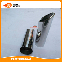 CHROME EXHAUST MUFFLER TIP For Land Range Rover Sport 2010 2011 2012