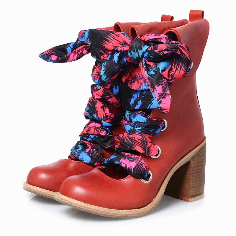 Popular Red Cowboy Boots Women-Buy Cheap Red Cowboy Boots Women ...