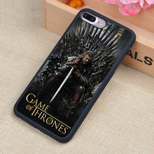 Game Of Thrones Phone Case for iPhone 8 7 6 Plus X XR XS Max