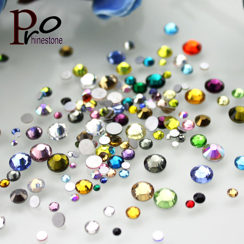 10g/pack Super Shiny Diy Mixed Multi Nail Arts