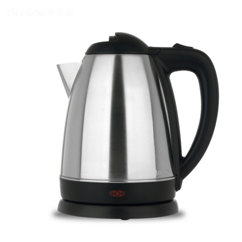 hotel electric kettle automatically cut off the 304 steel electric kettle the stainless steel automatically cut off the electric with 1 8l