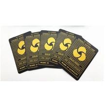100 Pcs Duitsland Scalaire Telefoon Sticker Anti Straling Chip Schild Emp Emf Bescherming Voor Zwangere Vrouw Huishoudapparaat