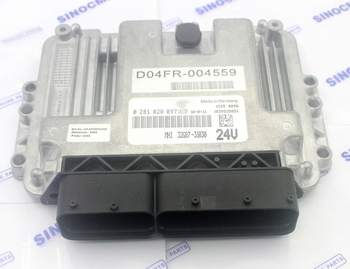 SK130-8 SK140-8 Control Panel 32G8729340 32G93-00450 for Kobelco Excavator Engine ECU Small Controller 1 year warranty
