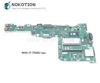 NOKOTION для lenovo ThinkPad L570 Материнская плата ноутбука 15,6 дюймов I7 7500U Процессор GMA HD 620 CILL1 L2 LA C422P основная плата