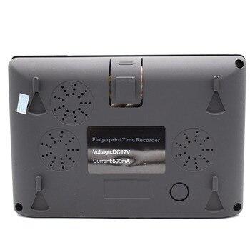 2.4 Pollici TFT Display A Colori Dei Dipendenti TCP/IP Tempo Di Impronte Digitali Presenze Usb Registratore Di Tempo Realand A-C081