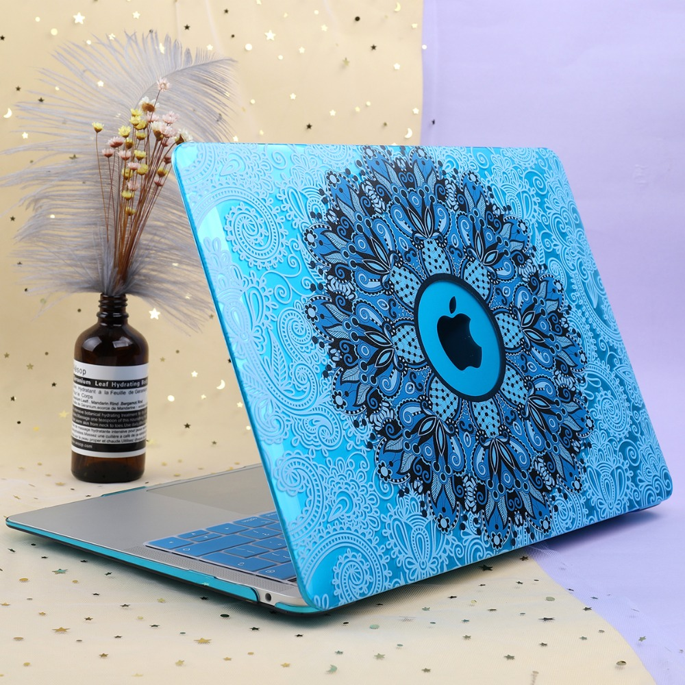 Mandala Print Case for MacBook 61