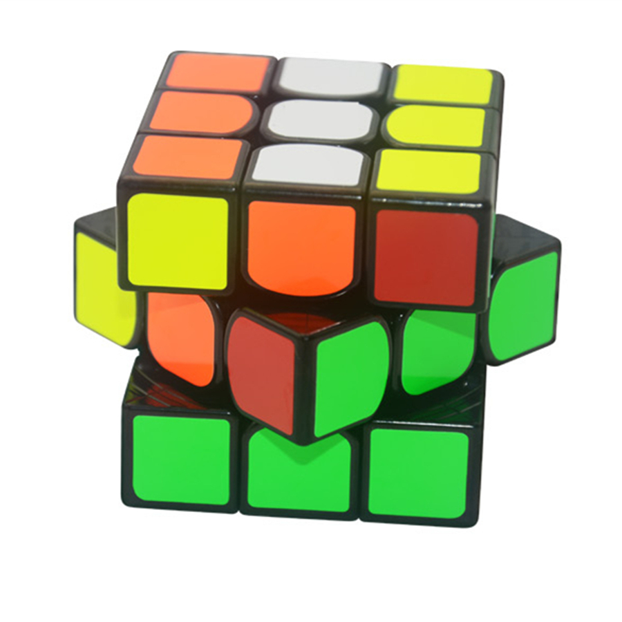 Classic Puzzle Magic Cube 3x3x3 Mini Educational Toys Kids Smooth Puzzle Cubo Fidget Cube Neo Cubo Magico Profissional 602273 educational toys mirror cube maze classic magnetic cube toy magic cube puzzle cups toys for children 601558