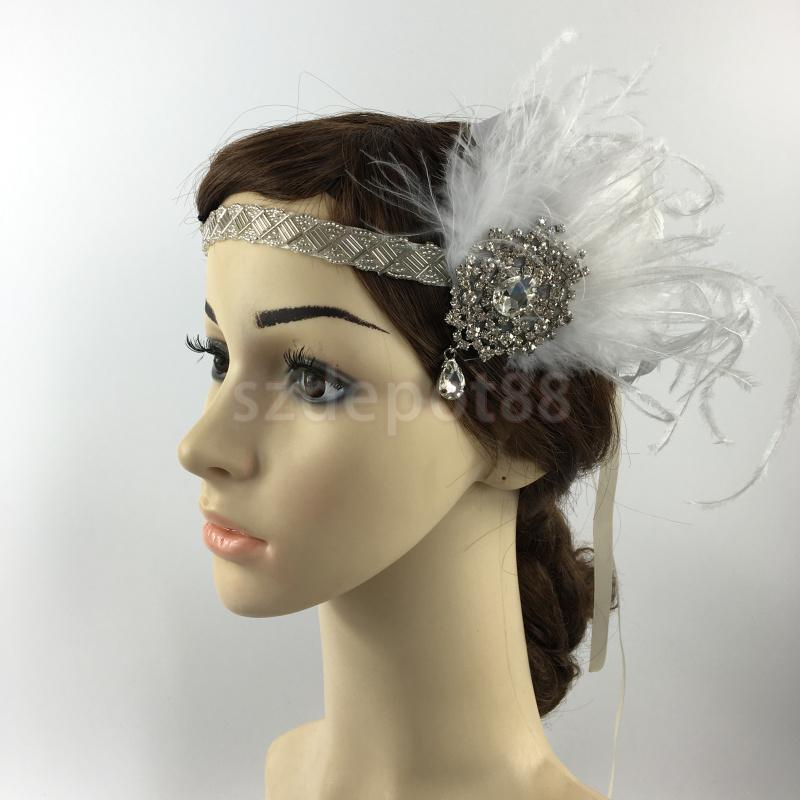 Online Buy Wholesale flapper headband from China flapper ...