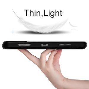 "Image 2 - Kemile Voor Ipad Pro 11 ""2018 Case Bluetooth Toetsenbord W Potlood Houder Smart Stand Cover Voor Ipad Pro 11"" Case Spaans Toetsenbord"