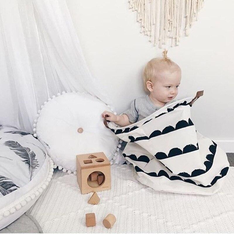 Pillow Cushion Fabric art ball Round Doll Baby Kids Sleeping Comfort Plush Stuffed Bed Room Sofa Decoration Toys Xams Gift Dash