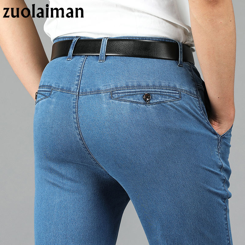 Brand Men Jeans  2017 Men Designer Jeans Men Casual Pants High Quality Cotton Full Length Plus Regular Straight Man Jeans Homme men s cowboy jeans fashion blue jeans pant men plus sizes regular slim fit denim jean pants male high quality brand jeans