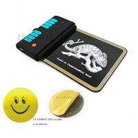 Menu software RDV2.0 met Volledige Decode Functie Smart Card Key Machine RFID NFC Copier IC/ID Reader/Writer Duplicator