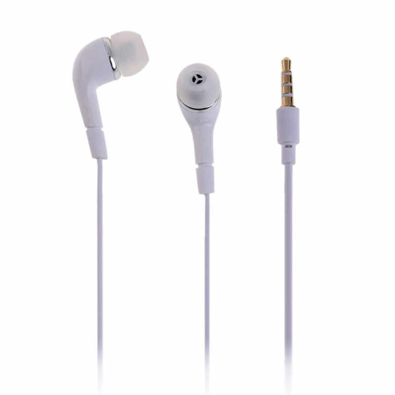 3.5 millimetri Wired Auricolare In-Ear Auricolari Auricolare con Il Mic Per Samsung Galaxy S3 SIII i9300 NI5 Smartphone di Alta Qualità Della Cuffia