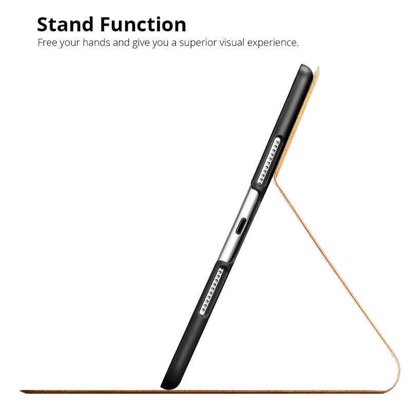 حافظة لجهاز iPad 2018 2017 9.7 غطاء ذكي لباد 6th 5th الجيل حافظة لجهاز iPad 5 6 بو الجلود فوندا لباد الهواء 1 الهواء 2 حالة