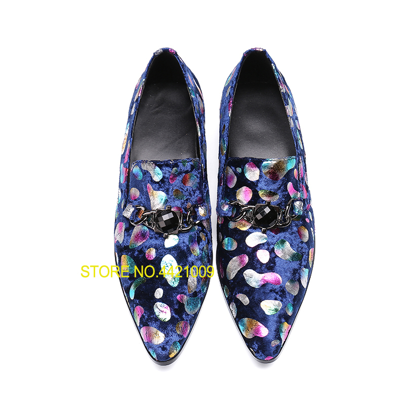 Chains Man Real Leather Fashion Dress Oxfords 2018 Spring Autumn Wedding Party Prom Runway Shoes High Heeled Pointed Toe ShoesChains Man Real Leather Fashion Dress Oxfords 2018 Spring Autumn Wedding Party Prom Runway Shoes High Heeled Pointed Toe Shoes