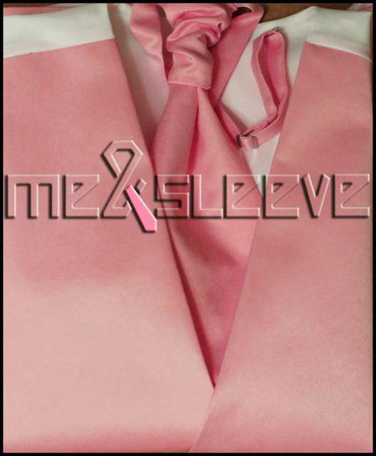 Hot sale frete grátis plain goiaba plus size vestidos (colete + lenço + gravata abotoaduras + lenço)