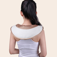 Electrical Shiatsu Cervical Vertebra Therapy Body Shoulder Massager Acupuncture Relief Muscle Fatigue U Shape Machine C757