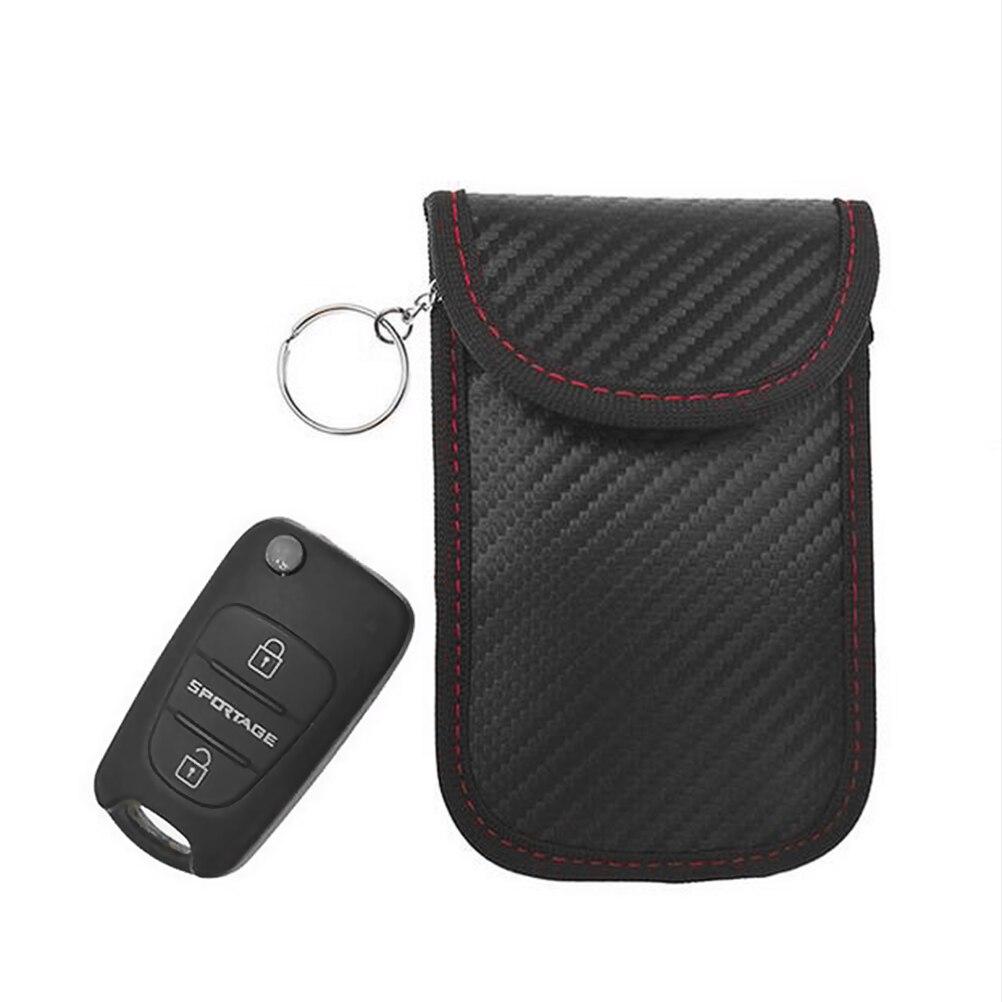 1 шт. автомобильный чехол для ключей Fob сигнальный Блок Чехол, блокирующий сигнал защитный чехол кошелек чехол для IDCard/Автомобильный ключ защита конфиденциальности|Футляр для автомобильного ключа|   | АлиЭкспресс